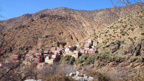 View of Setti Fatma