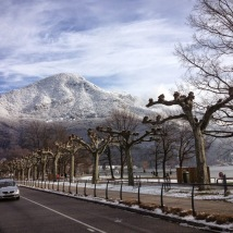 road to Semnoz